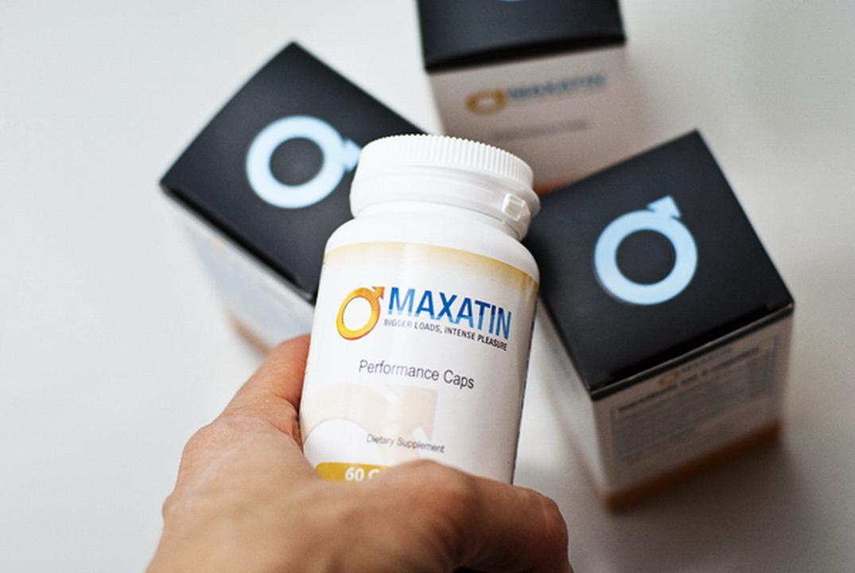 συμπλήρωμα διατροφής Maxatin συστατικά, κριτικές, φαρμακείο, κατασκευαστής