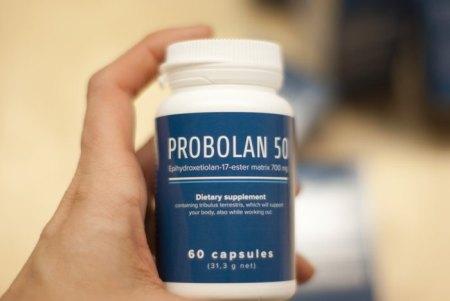 συμπλήρωμα διατροφής Probolan 50 πώς λειτουργεί, κριτικές, τιμή, φαρμακείο
